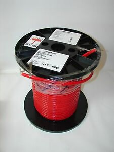 new Raychem Self Regulating Trace Heat Heating Cable 15vpl2 ct qty 157 Ft