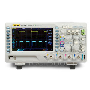 Rigol Ds1054z Digital Oscilloscope 4 Channel 50mhz