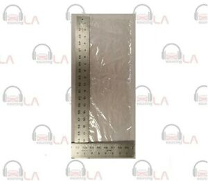 Clear 6 X 18 Poly Bags Plastic Flat Open Top Poly Bag