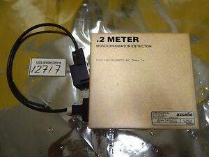 Verity 1000805 Monochromator Detector Ep200mmd Axcelis 485211 Fusion Es3 Used