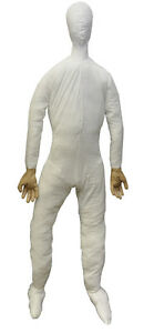 Halloween Full Size Life Size Dummy W Hands 6 Ft Prop Decoration Cemetary