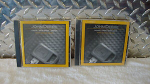 John Deere Parts Manual Cd Db1440 Db1441