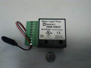 Square D 0 Two wire Communication Module Motor Logic Rs 485 Modbus Interface