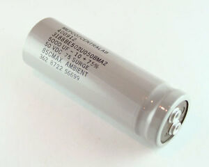 2x 5000uf 50v Large Can Electrolytic Aluminum Capacitor 5 000 50vdc 5000mfd Dc