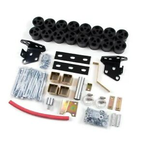 Zone Offroad F9285 Front rear 2 Body Lift Kit For 97 03 Ford F150 2wd 4wd