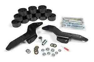 Zone Offroad C9156 Body Lift Kit For Chevrolet Avalanche 1500 2wd 4wd