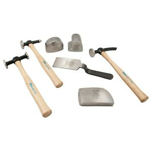 Martin 7 Piece Hammer Dolly Set 647k