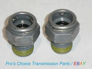 Push In Cooler Line Fitting Replacement Kit Fits 4l60e 4l65e Transmissions