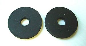 Ford Tractor Radiator Mount Pads 2 S66551 For Various Ford Tractors