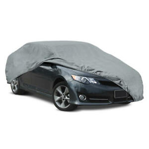 Bdk Max Armor Car Cover For Toyota Camry Uv Proof Water Repellent Breathable