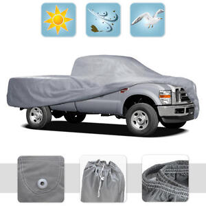 Truck Cover For Toyota Tacoma 1995 To 2015 Ext Crew Cab Semi Custom Cover