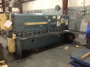 Amada M3060 Power Squaring Mechanical Shear 1602