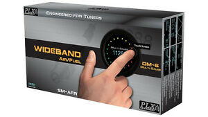 Plx Gen 4 Wideband O2 Air Fuel Ratio Sm Afr V2 Dm 6 Multi Gauge Touch Screen Kit