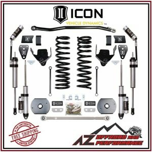 Icon 2014 2020 Ram 2500 4wd 4 5 Suspension System Stage 3 Air Ride