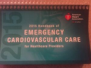 Aha 2015 Handbook Of Emergency Cardiovascular Care ecc
