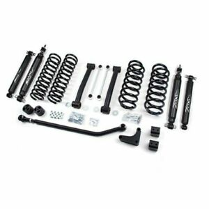 Zone Offroad J17n 4 Lift Kit W nitro Shocks For 99 04 Jeep Grand Cherokee Wj