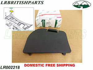 Genuine Land Rover Cowl Top Panel Cover Lr2 Oem New Lr002218