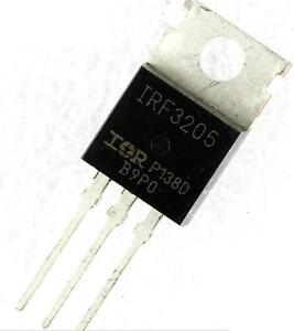 10pcs Irf3205 Irf 3205 Power Mosfet 55v 110a To 220 New