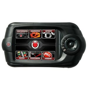 Diablosport T1000 Trinity Performance Engine Tuner Monitor All In One Dash Mount