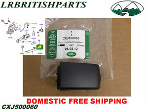 Genuine Land Rover Door Handle Cover Outside Cap Lr3 Lr4 Lr2 Oem New Cxj500060