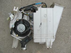 Land Rover Discovery Rear Blower Ac Heater Motor 1999 2000 2001 2002