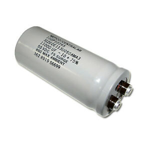 Lot Of 2 11000uf 50vdc Mepco Large Can Electrolytic Capacitor 3120de113u050ama3