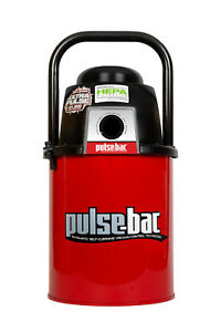 Pulse bac 550 Hepa Certified Dust Collector Vac 4 Concrete Grinder No Dust