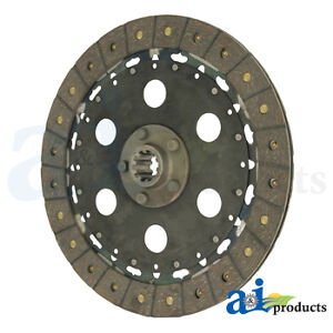 A 182841m92 Massey Ferguson Parts Clutch Disc F40 To35 135 Uk 35x 50 50