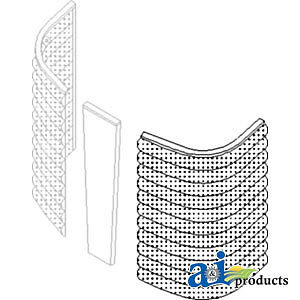 A 183662m1 For Massey Ferguson Grille Screen 50 65