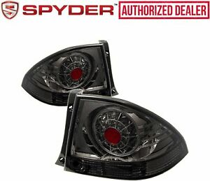 Spyder Auto Led Tail Lights Fits 01 03 Is300 5005847