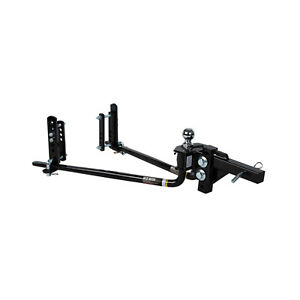 Fastway Trailer 92 00 0800 E2 8 000 Lb Trunnion Hitch W Two Point Sway Control