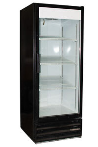 Beverage Air Mt 12 12 Cu Ft Glass Door Cooler Merchandiser Display Refrigerator