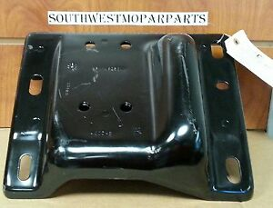 2003 16 Dodge Ram Front Bumper Bracket Right Oem 68196250aa