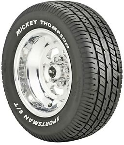 Mickey Thompson Sportsman S T Radial 255 60r15 Tire 255 60 15 6028