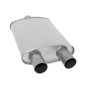 Ap Exhaust 690515 Xlerator Big Max Turbo C O Oo 22 Muffler With 2 25 In Out