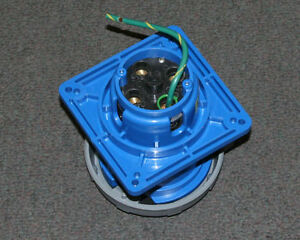 Hbl460r9w Hubbell Connector Industrial Sockets