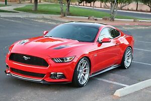 Ford Mustang Gt 2015 Signature Forged Wheels Sv302 20 Inch 20x9 5 20x10 5