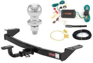 Curt Class 2 Trailer Hitch Tow Package W 2 Ball For Tucson Sportage