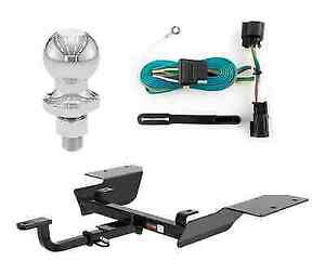Curt Class 2 Trailer Hitch Tow Package W 2 Ball For Chevy Impala