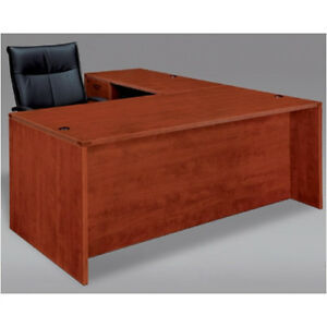 Flexsteel Contract Fairplex Right Left L shape Executive Desk