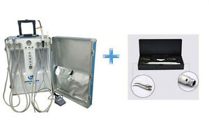 Dental Portable Unit With Air Compressor 2h Air Scaler Tool 2h New Arrival