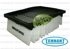 1037821 Oem Filter Assembly Tennant 5700 5680 Floor Scrubbers