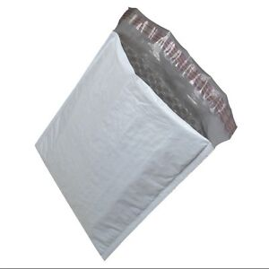 3 100pcs 8 5x14 5 Poly Bubble Padded Mailers Envelopes Bags With Self Adhesive