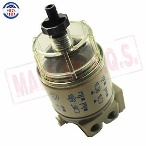 For R12t Marine Spin On Housing Fuel Filter Water Separator 120at New