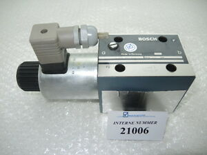 4 2 Way Valve Bosch No 0 810 001 825 Engel Injection Moulding Machine