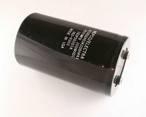 1x 4500uf 200v Large Can Electrolytic Capacitor 4500mfd 200vdc 85c 4 500 Dc