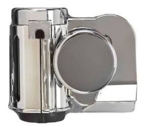 One Bad Boy Motorcycle Chrome Dual Tone Air Horn Wolo Model 519