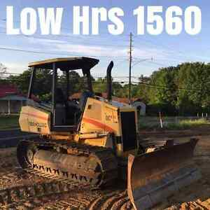 Dozer New Holland Dc 85 Case Tractor