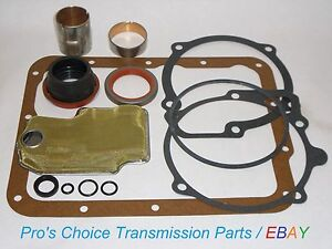 Complete External Reseal Kit With Bushings Filter Fits Fmx Transmissions