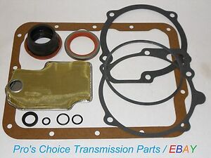 complete External Reseal Kit With Oil Pump Filter fits Fmx Transmissions